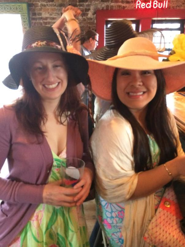 Kentucky Derby party at Brian Boru