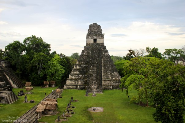 A sneak peak of Tikal National Park - more to come so stay tuned!