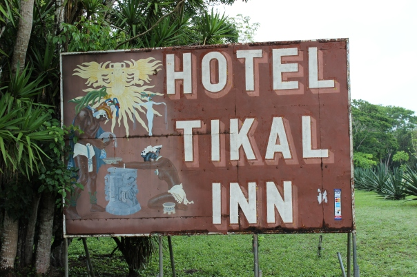 Welcome to Tikal Inn, located in Tikal National Park, Guatemala