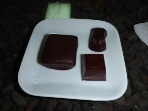 Chocolate from the Belize Chocolate Company